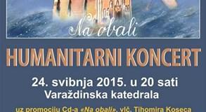 "Humanitarni koncert i predstavljanje cd-a ""Na obali"""