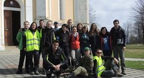 Održano trasiranje 17. križnog puta mladih Varaždinske biskupije