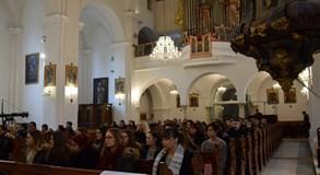 Proslavljena sv. misa zahvalnica srednjoškolaca grada Varaždina
